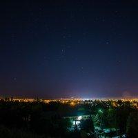 Съёмка ночного города :: Глеб Дубинин