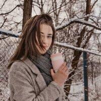 зима, такая снежная зима :: Ксения Комина