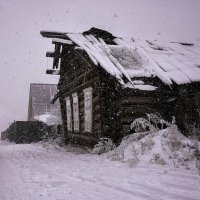 Снегопад :: Павел Крутенко