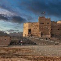 The Fujairah fort :: Arturs Ancans