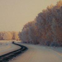 Зима :: серега Васильев