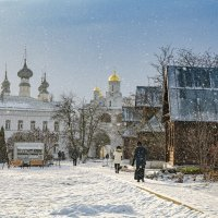Солнце, снег, морозец. :: Viacheslav Birukov