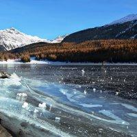 Schwarzeis - черный лед :: Elena Wymann