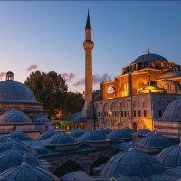 Мечеть Кылыч Али паши в Каракёе. Стамбул :: Ирина Лепнёва