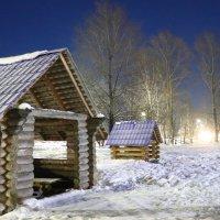 Ночь,тишина... :: Александр Широнин