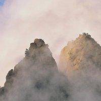 Цепляя небо... Демерджи... :: Сергей Леонтьев