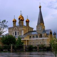 Церковь в Караганде :: Штрек Надежда