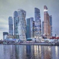 Москва-Сити :: anderson2706