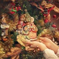 Рождественская ель :: Надежда Антонова