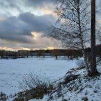 Зима по-московски :: Андрей Лукьянов