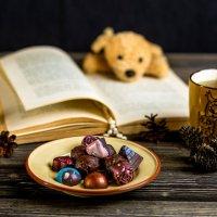 Сладкое чаепитие :: Оксана Пучкова