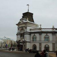 Здание гостиного двора. 1800г. :: sav-al-v Савченко