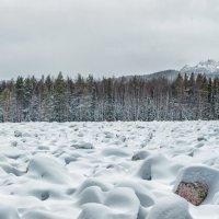Таганай. Каменная река :: Вячеслав Васильевич Болякин