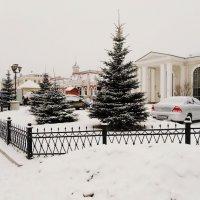 И падал снег. :: sav-al-v Савченко