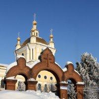 Зима :: Vlad Сергиевич