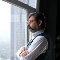 Портрет в офисе :: Алексей Кузнецов