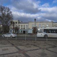 Здание исполкома :: Валентин Семчишин