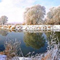 Краски зимнего дня. :: Евгений Кузнецов