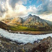 Ледник Майли. Кавказ Северная Осетия :: Вячеслав Ложкин