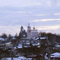 Церковь Бориса и Глеба, Боровск :: Иван Литвинов