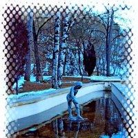 Скульптура мальчика :: Евгений БРИГ и невич