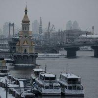 Подол зимой :: Олег