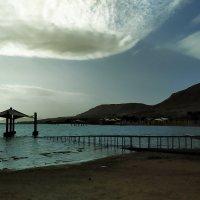 Мертвое море. Вечер. :: Наталья Ильина
