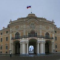Константиновский дворец :: Зуев Геннадий