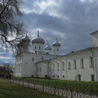 В. Новгород. Юрьев монастырь :: Наталья