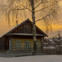 Январский свет :: Валерий Симонов
