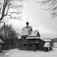 Творожковский монастырь :: Зуев Геннадий