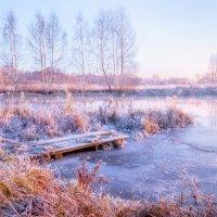 Зимнее утро :: Виктор К