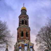 колокольня монастыря г. Пощупово :: Георгий А