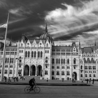 Венгерский парламент :: Владимир Бухаленков