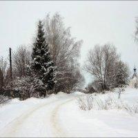 Зимой в деревне... :: марк