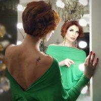 Богиня в городе :: Юлия Маслова