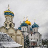 Сергиев Посад 21-01-2020..... :: Юрий Яньков