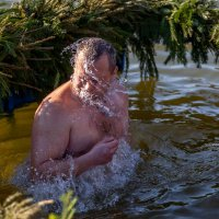Крещение 2020 :: Андрей Lyz