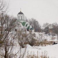 Церковь Троицы Живоначальной в Протопопове :: sorovey Sol