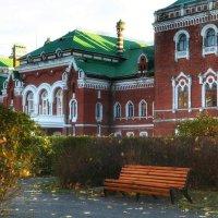 Замок Шереметева. :: Анастасия Самигуллина