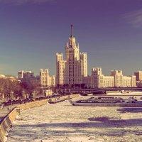 Москва :: Владимир Демчишин