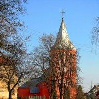 Дорога к храму :: Сергей Карачин