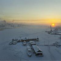Морозный восход :: Олег Терёхин