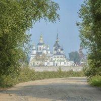 утро в Великом Устюге :: Moscow.Salnikov Сальников Сергей Георгиевич