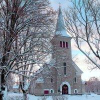 Лютеранская церковь Св. апостола Иакова. г Тапа :: Marina Pavlova