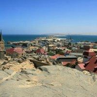Город на скале :: Зуев Геннадий