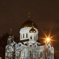 Фонарная звезда :: Юрий Моченов