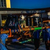 Мьянма носильщики :: Andrey Vaganov