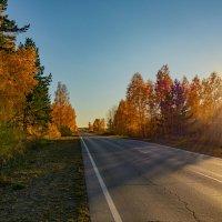 теплый день осенний :: Serge Serebryakov