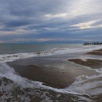 Зимнее море Белека :: галина северинова